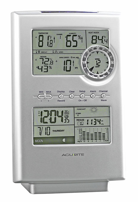 Download acu-rite 00594 weather station.