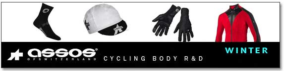 Assos Winter Gear