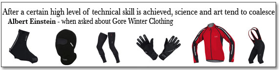 Gore Winter Gear