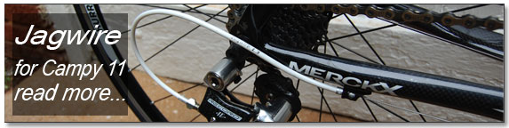 Jagwire Cables for Campagnolo 11 what you need to know