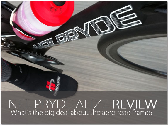 NeilPryde Alize Review