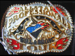Designer Multi-finish Custom Buckles