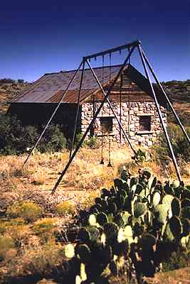Arizona Ghost Town - Cleator #3