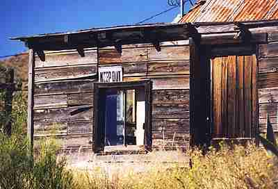 Arizona Ghost Town - Cleator #5