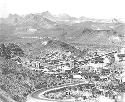 Goldroad Arizona 1937