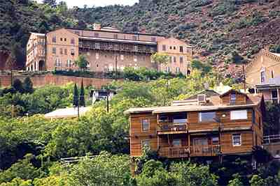 Old west Arizona mining town  - Jerome 2