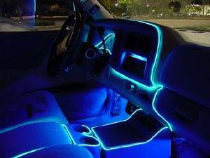 miata two piece 12 pink neon interior kit. Black Bedroom Furniture Sets. Home Design Ideas
