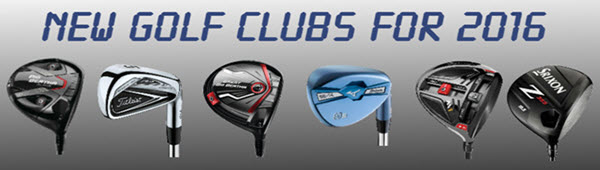 New 2016 Clubs