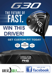 Win a Ping G30 Driver