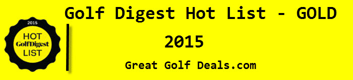 Golf Digest Hot List 2015