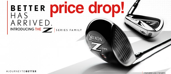 New 2015 Srizon Golf Sale