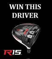 jANUARY TAYLORMADE R15 Giveaway Contest