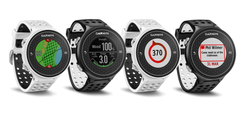 Garmin Approach S6 GPS Watch