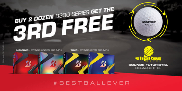 Bridgestone B330 Ball Sale