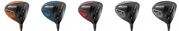 Cobra Bio Cell Adjustable Loft Driver Colors