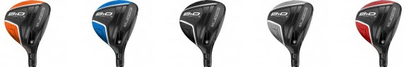 Cobra BIO CELL plus Fairway Woods colors