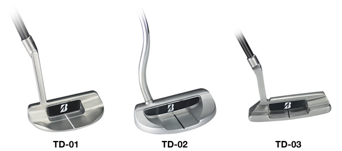 Bridgestone True Balance Putters