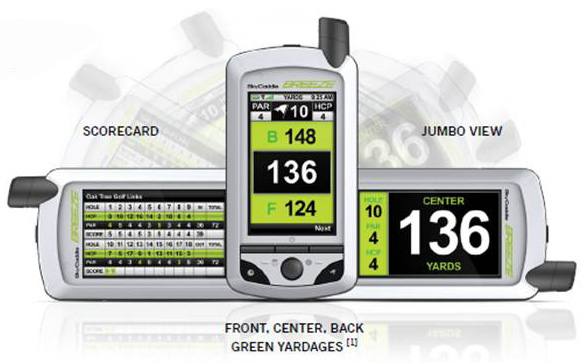SkyGolf SkyCaddie Breeze Golf GPS Specs