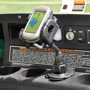 Bracketron Universal Cup-It GPS Mount For Golf Carts