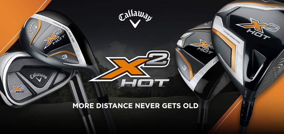 New 2014 Callaway Golf Clubs