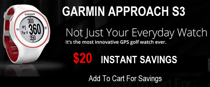 Garmin S3 Deals