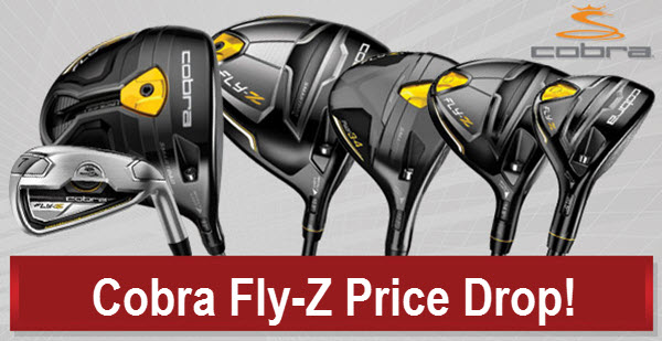 Cobra Golf Sale