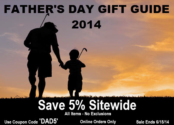 Father's Day Gift Guide 2014