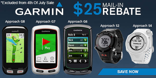 Garmin Approach Golf GPS Sale