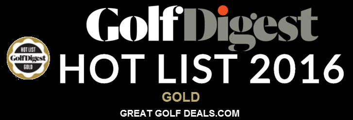 Golf Digest Hot List 2016