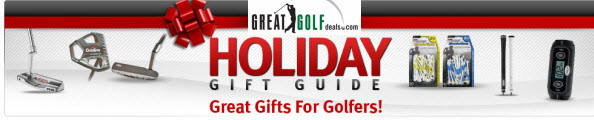 Holiday Golf Gift Guide - 2014