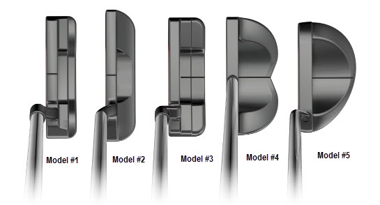 Nike Method Core Putter Specs