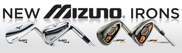 New 2014 Mizuno Irons