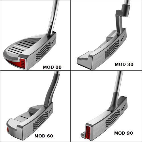 Nike Method MOD Milled Putters
