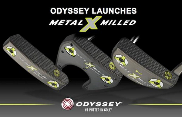 New 2014 Odyssey Golf Equipment
