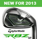 New TaylorMade RBZ HP Irons