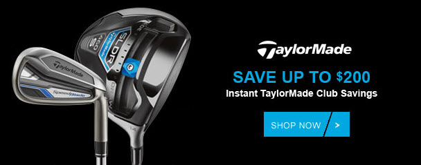 TaylorMade Instant Savings