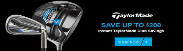 TaylorMade Sale