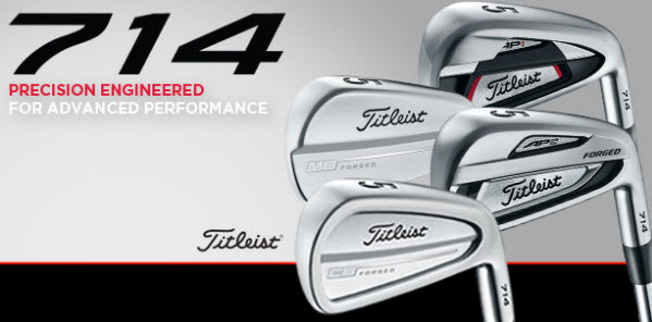 New 2014 Titleist Clubs