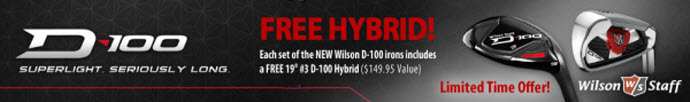 Wilson D100 Promo