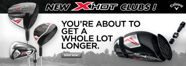 Callaway X Hot Full Set