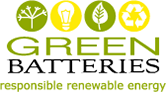 Green Batteries