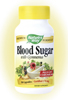Blood Sugar Formula with Gymnema Extract, Herbal Supplement Nature's Way - 90 Capsules