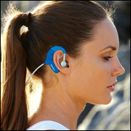 Denon Wireless Bluetooth Exercise Headphones