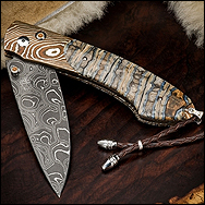 William Henry Derecho Trail Limited-Edition Folding Knife