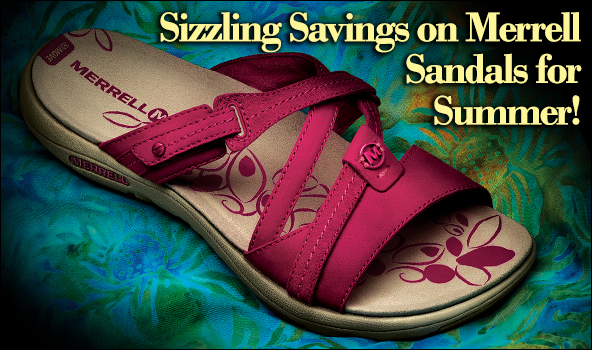 Merrell Women's Summer Slide