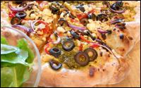 Pizza recipes - Click here!