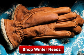Hestra Women's Deerskin Gloves