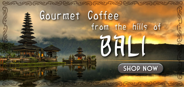 Bali Gourmet Coffee