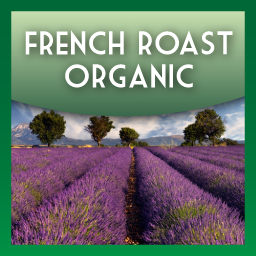 Organic French Roast Fair-Trade Coffee