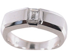 View our Solitaire Mens Rings